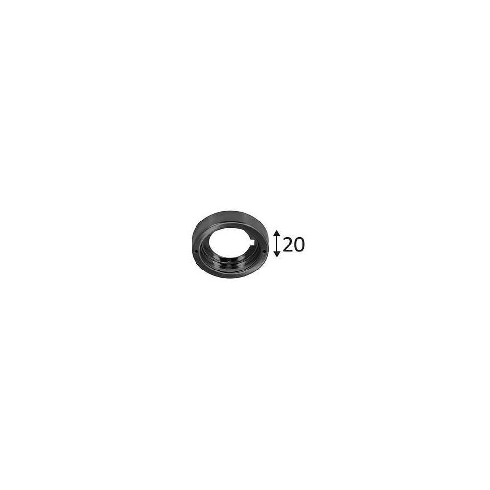 Indigo KALI R-230 B base ronde noir mat