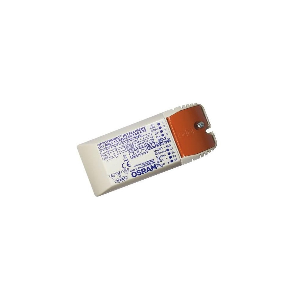 Indigo convertisseur dimmable CD124