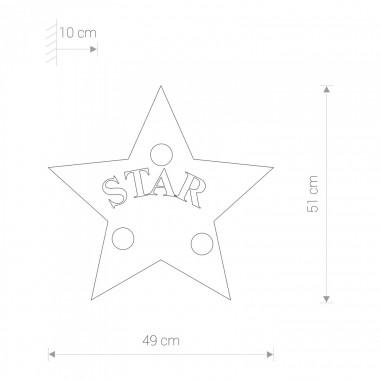 Applique TOY-STAR 9293